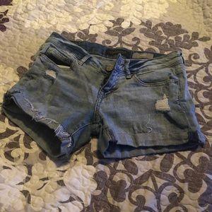 Aeropostal Midi teen shorts